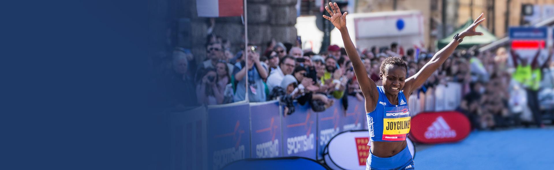 RECORDUL MONDIAL a fost depășit la SPORTISIMO ½ Maraton. Și încă de patru ori!