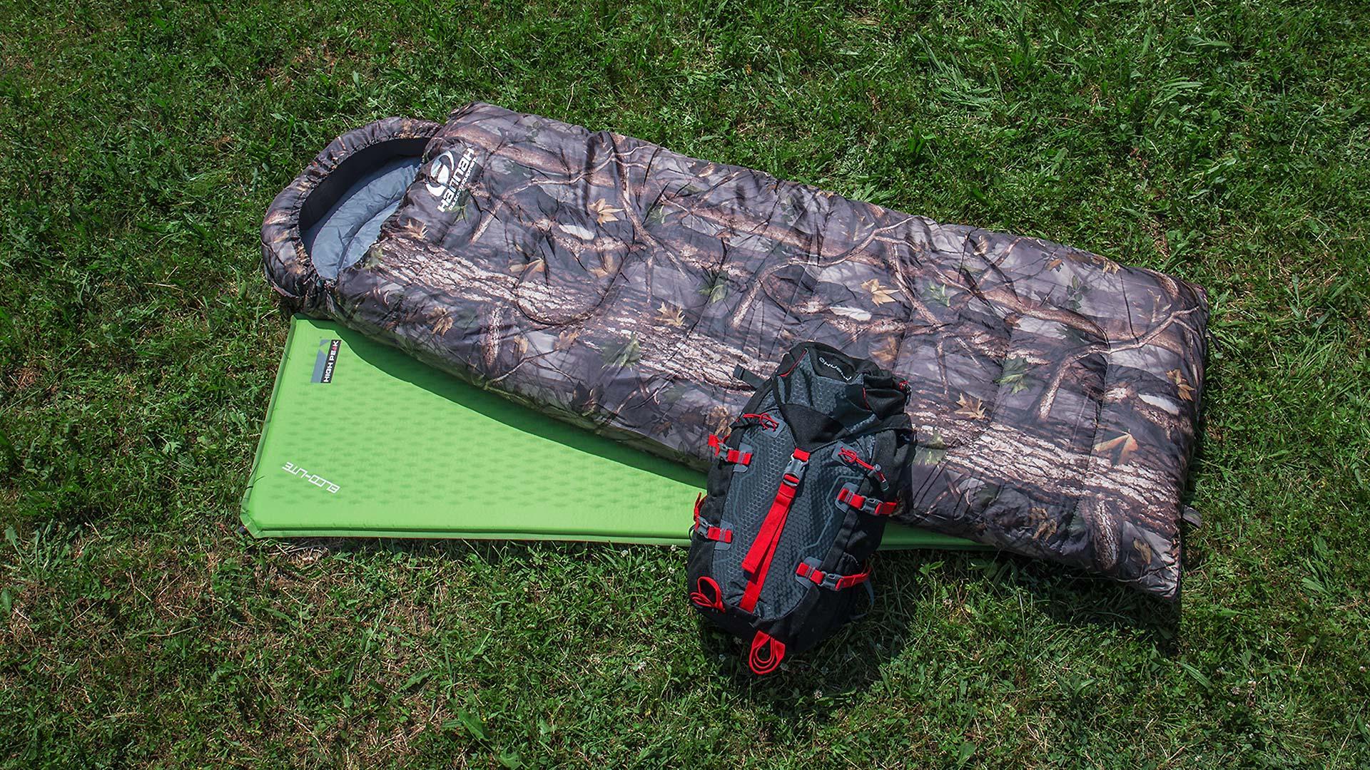 Echipamente pentru camping