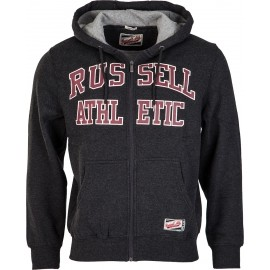 Russell Athletic ZIP THROUGH HOODY - Hanorac de damă