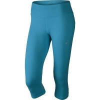 Nike DF EPIC RUN CAPRI - Pantaloni trei sferturi