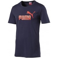 Puma ESS NO1 LOGO TEE - Tricou de bărbați