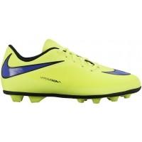 Nike JR HYPERVENOM PHADE FG-R - Ghete de fotbal copii