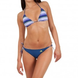 adidas STRIPES TRIANGLE BIKINI