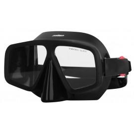 Miton MEDUSA BLACK - Mască de scufundări fără cadru