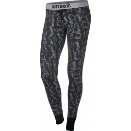 Nike RALLY TIGHT PANT - AOP