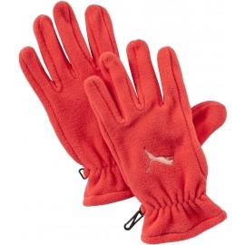 Puma FUNDAMENTALS FLEECE GLOVES - Mănuși de iarnă