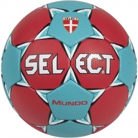 Select MUNDO RED-TURQUOISE - Minge de handbal