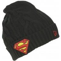 New Era HERO CUFF SUPERMAN - Căciulă originală de iarnă