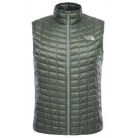 The North Face M THERMOBALL MICRO HYBRID VEST - Vestă de bărbați