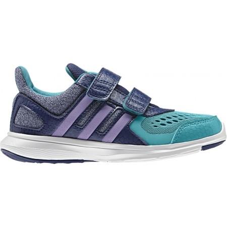 Încălțăminte de alergare fete - adidas HYPERFAST 2.0 CF K G - 1