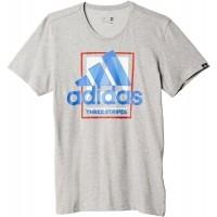 adidas COUNTRY LOGO - Tricou de bărbați