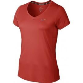 Nike MILER V-NECK - Tricou damă