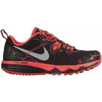 Nike DUAL FUSION TRAIL LAVA GS - Încălțăminte de alergare copii