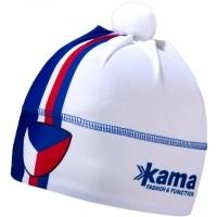 Kama AW57-107 CĂCIULĂ LYCRA TEHNICĂ CZECH COLORS - Căciulă alergare