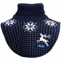 Kama SB08-108 FULAR MERINOS COPII - Fular tricotat copii