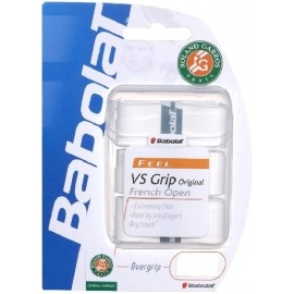 Babolat VS GRIP FRENCH OPEN X 3 - Grip tenis