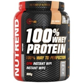 Nutrend 100% WHEY PROTEIN 900G MALINA
