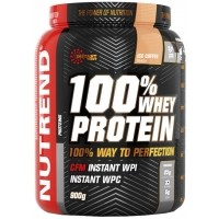 Nutrend 100 WHEY PROTEIN 900G JAHODA - Supliment nutritiv