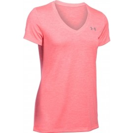 Under Armour TECH SHORT SLEEVE V NECK-TWIST