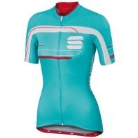 Sportful GRUPPETTO W JERSEY - Tricou ciclism damă