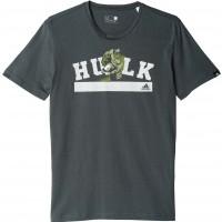 adidas HULK - Tricou de bărbați
