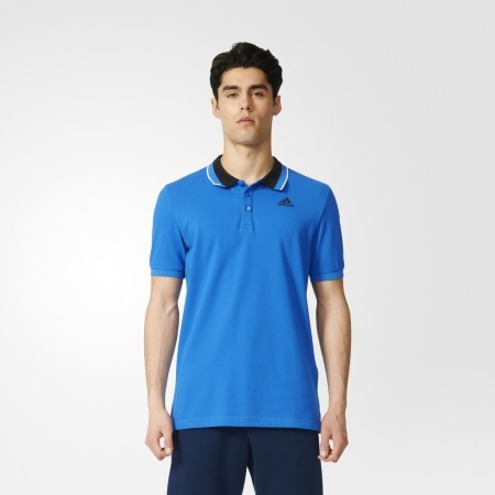 Tricou polo bărbați - adidas SPORT ESSENTIALS THE POLO - 3