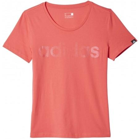 Tricou de damă - adidas LINEAR - 1