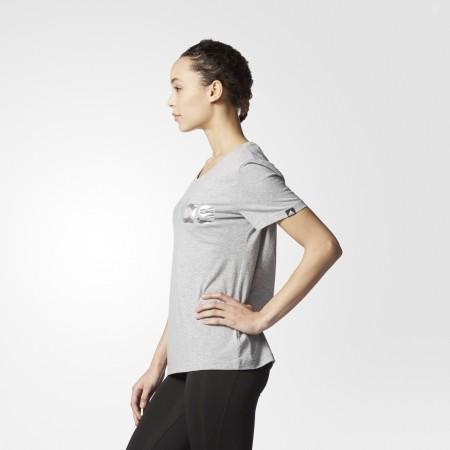 Tricou de damă - adidas LINEAR - 13