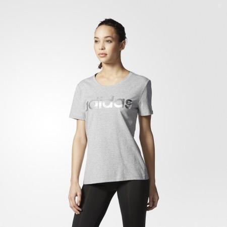Tricou de damă - adidas LINEAR - 11