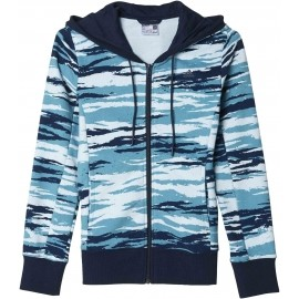 adidas ESSENTIALS HOODY ALL OVER PRINT