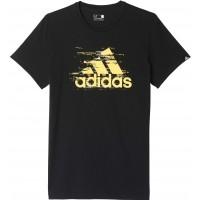 adidas ESS LOGO - Tricou bărbați