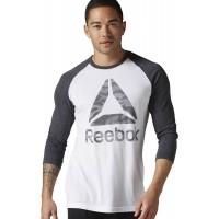 Reebok BRANDMARK CAMO FOIL TEE - Tricou de bărbați