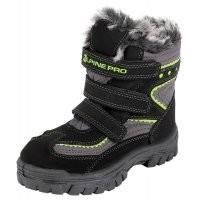 Alpine Pro TIMBER - Încălțăminte iarnă copii