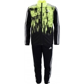 adidas TRACKSUIT ALL OVER PRINT TIRO