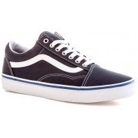 Vans OLD SKOOL CANVAS Midnight Navy - Teniși unisex