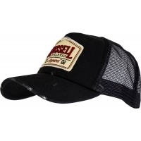 Russell Athletic DISTRESSED AND WASHED TRUCKER CAP - Șapcă de bărbați