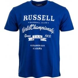 Russell Athletic TRICOU BĂRAȚI - Tricou elegantă bărbați