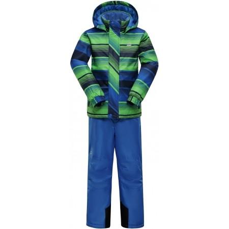 Costum iarnă copii - Alpine Pro LONDO