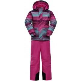 Alpine Pro LONDO - Costum iarnă copii