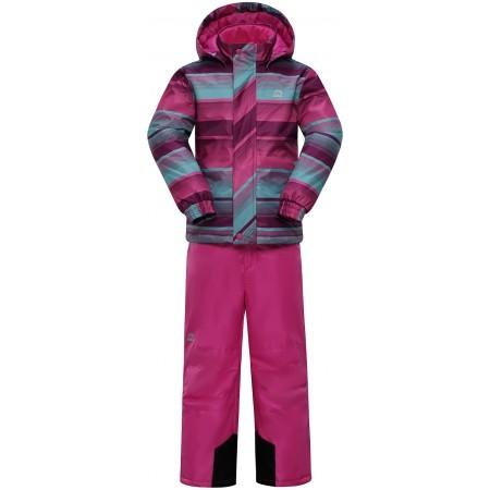 Costum iarnă copii - Alpine Pro LONDO - 2