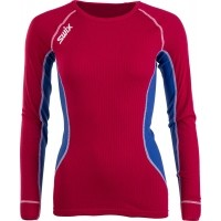 Swix STARX BODYW LS WOMEN - Bluză sport damă