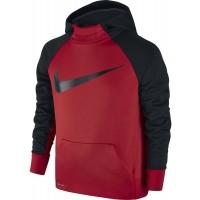 Nike THERMA RUNNING HOODIE - Hanorac copii