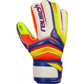 Reusch SERATHOR SG FINGER SUPPORT - Mănuși de portar juniori