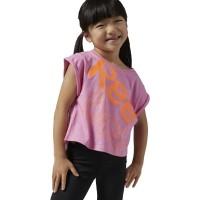 Reebok GIRLS ESS BASIC T-SHIRT - Tricou de fete