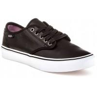 Vans W CAMDEN DX (Leather) Black - Teniși damă