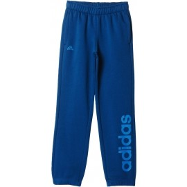 adidas ESSENTIALS LINEAR BRUSHED PANTS