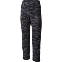 Columbia SILVER RIDGE PRINTED CARGO PANT - Pantaloni outdoor bărbați