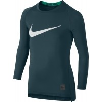 Nike COOLHBR COMP LS YTH - Tricou de compresie băieți