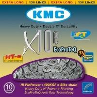 KMC LANȚ X10E EPT NEREZ