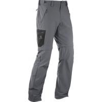 Salomon WAYFARER ZIP PANT M - Pantaloni outdoor bărbațiPantaloni outdoor bărbați